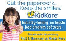 Kidacare by Minute Menu